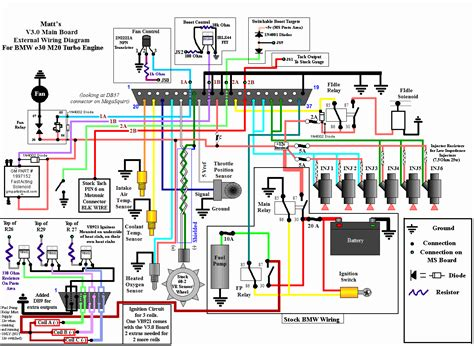 my multi output megasquirt wiring diagram e30tech forums