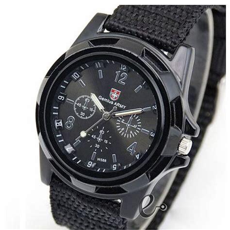 montre militaire homme arm 233 e suisse gemius army bracelet tissu