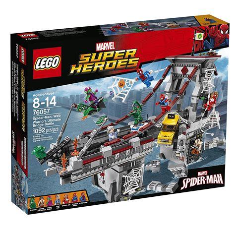 Xl931345 Ciat 3in1 Spider Set Top 10 Lego 2016 Sets The Brick Fan The Brick Fan