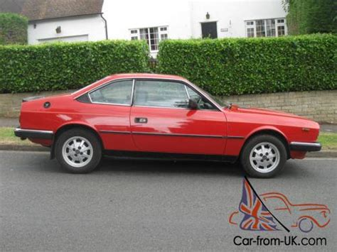 Lancia Beta Coupe For Sale Lancia Beta Coupe 2000 I E Virtually One Owner From New