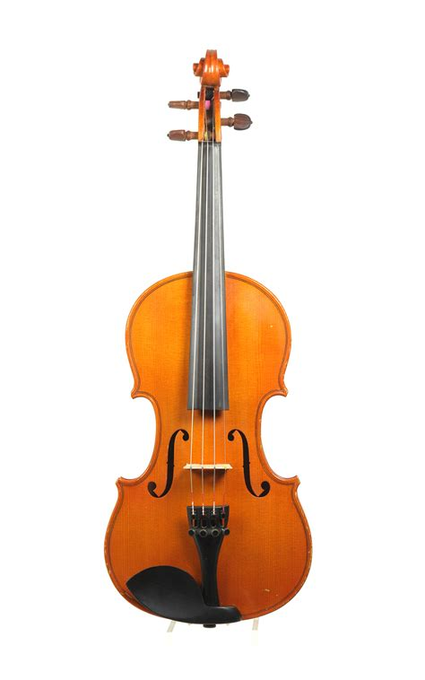 Violin Handmade - 1 2 handmade 1 2 violin with a strong warm sound