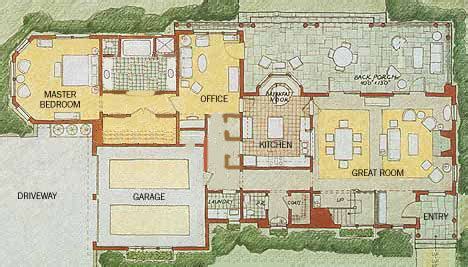 Life Dream House Plans | northdixie designs the time life 1994 dream house