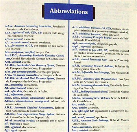 traduccion de layout en espanol diccionario t 233 rminos contables ingl 233 s espa 241 ol espa 241 ol