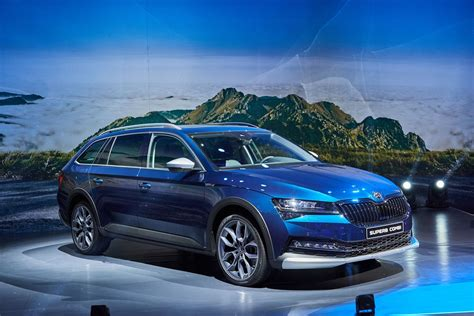 2020 Skoda Scout by 2020 Skoda Superb Scout Pictures Price Performance And