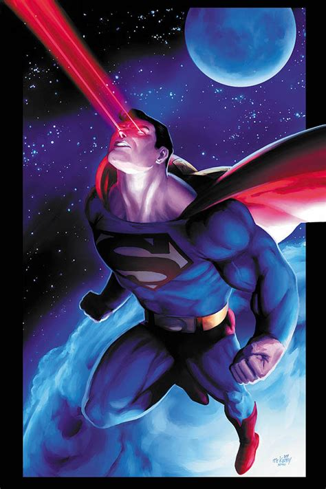 superman eye color amazing from the dc universe