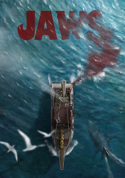 the movie art of jaws movie fanart fanart tv