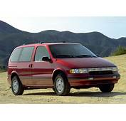 MERCURY Villager Specs  1992 1993 1994 1995 1996