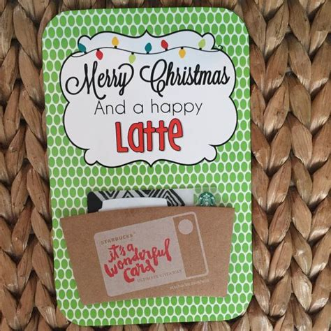christmas printable merry christmas  happy latte gift tags instant