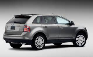 2008 Ford Edge Reviews Car And Driver