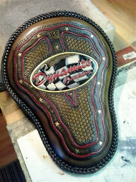 Handmade Leather Motorcycle Seats - 74 best images about motorcycle seats and other cool