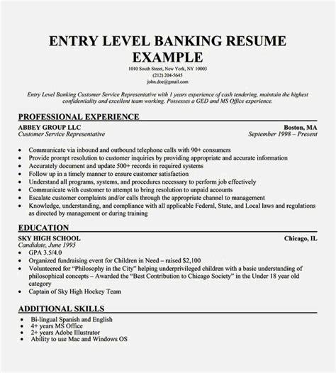 entry level resume objective examples resume badak