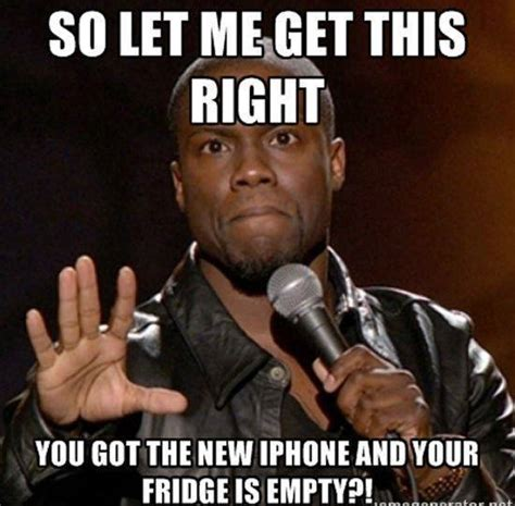 Kevin Hart Meme Generator - iphone funny favething com