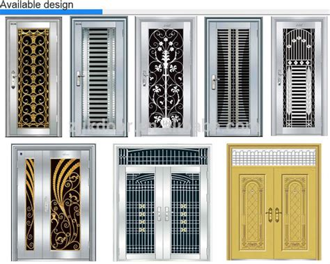 Grill Door Design by Single Door Designs With Grill Rift Decorators