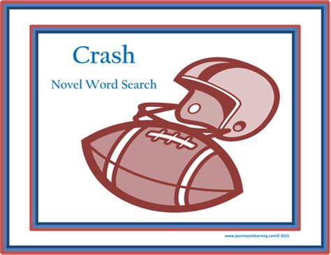 Crash By Jerry Spinelli Worksheets by Crash Novel Book Report By Us Lessons Tes