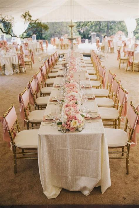 blush pink decor 16 blush wedding color inspirations
