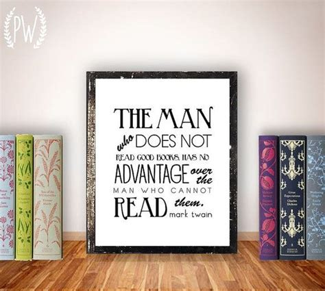 wall decor for library quote print printable art books wall decor library