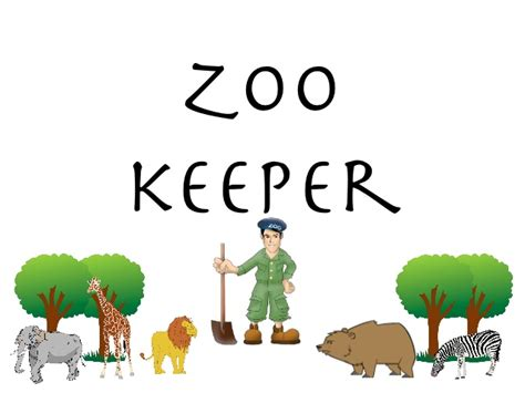 Zookeeper Education by Zookeeper