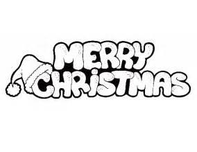 Merry Christmas Printable  sketch template