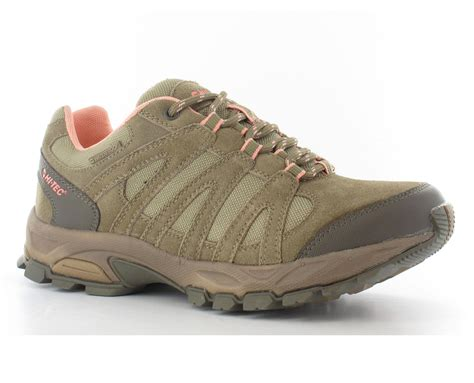 new womens hi tec alto low waterproof lightweight hiking