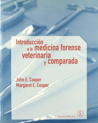 libreria forense descargar libro introducci 243 n a la medicina forense