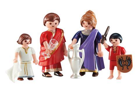 Caesar Biografie Kinder Family 6493 Playmobil 174 Usa