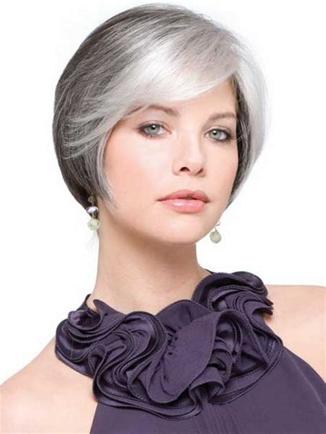 straight hair hairstyles for over 50 s short haircuts for women over 50 with straight hair