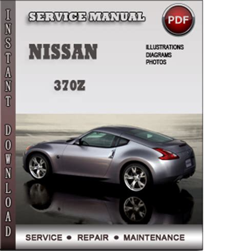 Nissan 370z Service Repair Manual Download Info Service