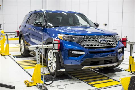 ford production 2020 2020 ford explorer new driver assistance and technology