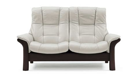 Stressless Buckingham Sofa by Circle Furniture Buckingham Stressless Highback Loveseat