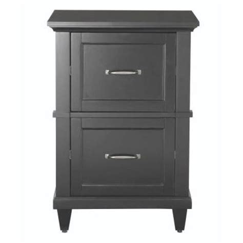 home decorators collection martin 2 drawer wood file