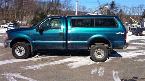 buy car manuals 1997 ford f350 auto manual buy used 2000 ford f350 4x4 super duty power stroke 7 3 turbo diesel 6 speed manual trans in