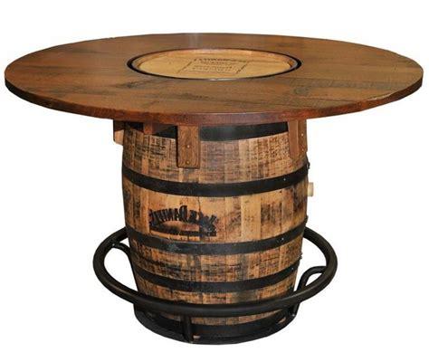 whiskey barrel side table wine barrel side table shelby