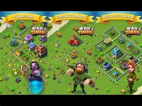 strategy for android war times strategy android ios gameplay