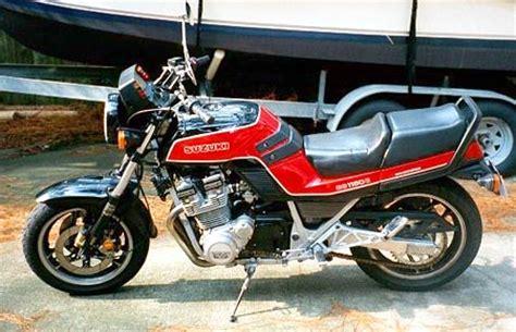 1985 Suzuki Gs1150e Image Gallery Suzuki Gs 1150