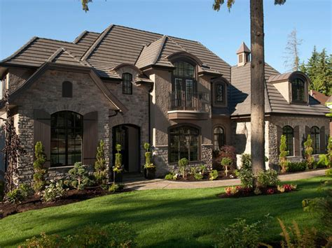 french country estate french country estate home traditional exterior