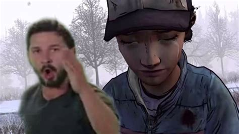 shia labeouf dead shia labeouf plays the walking dead youtube