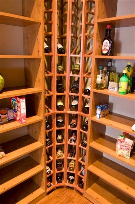 Pantry Wine Storage by Wine Cellar Shelving Plans Woodworking Projects Plans