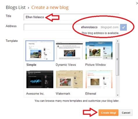 how to make a blog for free it make money online itinky how to start a blog for free