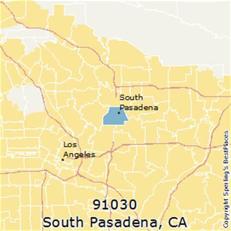 zip code map pasadena ca best places to live in south pasadena zip 91030 california