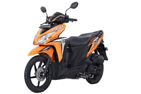 Shockbreaker Vario 125 Original Honda Vario Techno 125 Pgm Fi Specifications The New Autocar