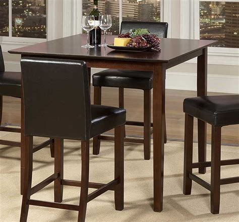 dining room set high tables dining room sets target homesfeed