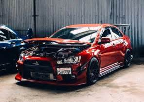 Mitsubishi Evolution X 17 Best Images About Evo X On Cars Rally Car