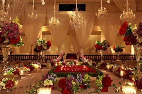 wedding receptions die for magazine