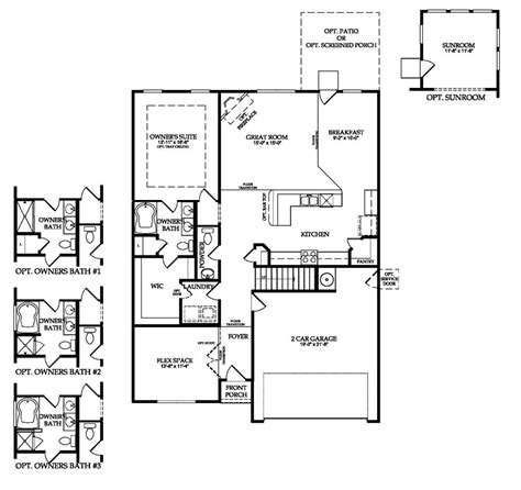 charleston south carolina home floor plans isle of palms