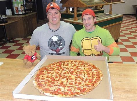 challenge minnesota hog 28 quot pizza challenge minnesota ave
