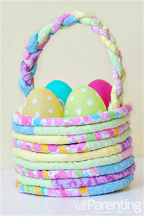 Handmade Easter Basket Ideas - 9 clever easter craft ideas the diy