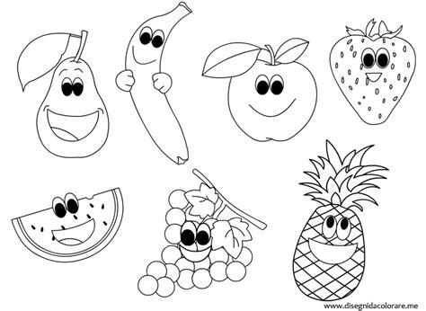 disegni da colorare fiori e frutta frutta da colorare disegni da colorare