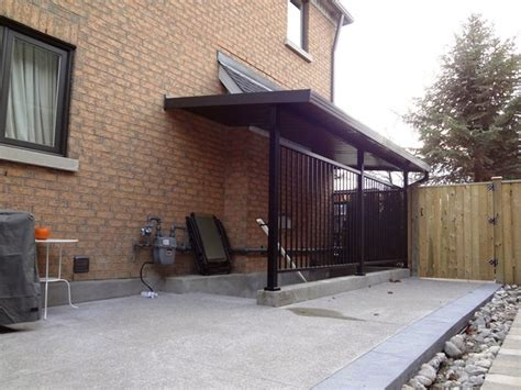 basement entrance cover solid patio covers