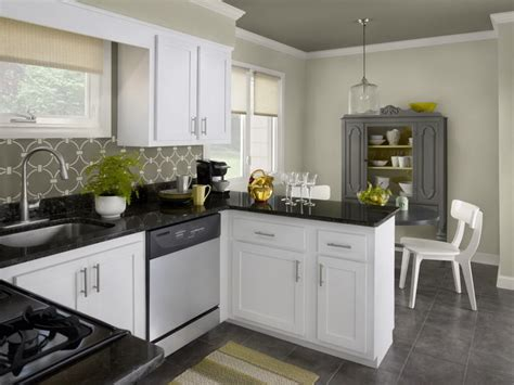 Modern Painted Kitchen Cabinets The Contemporary White Kitchen Cabinets For Your Home My Kitchen Interior Mykitcheninterior