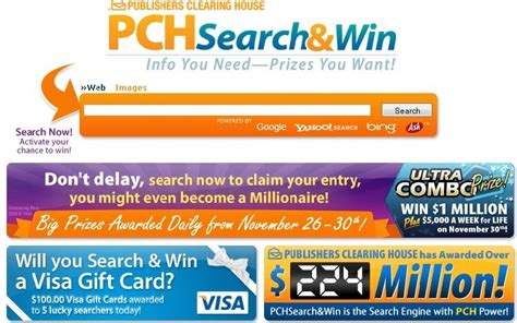 Pch 5000 A Week For Life Lump Sum - pch s bigmoney contest entry info at www pch com